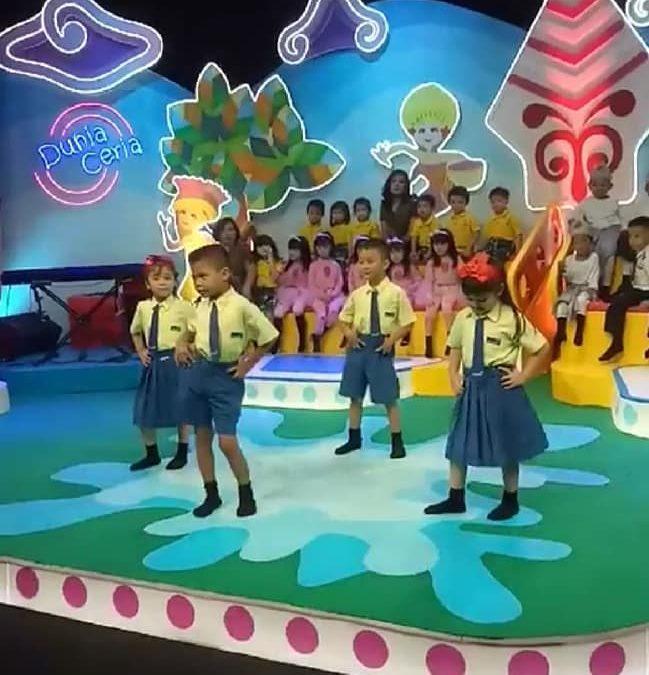 Kunjungan ke DAAI TV