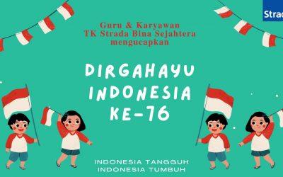 Hari Kemerdekaan Republik Indonesia ke-76